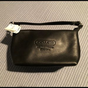 Coach Authentic Leather Small Purse